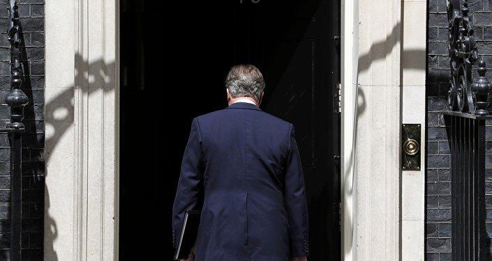 David Cameron, el exprimer ministro del Reino Unido