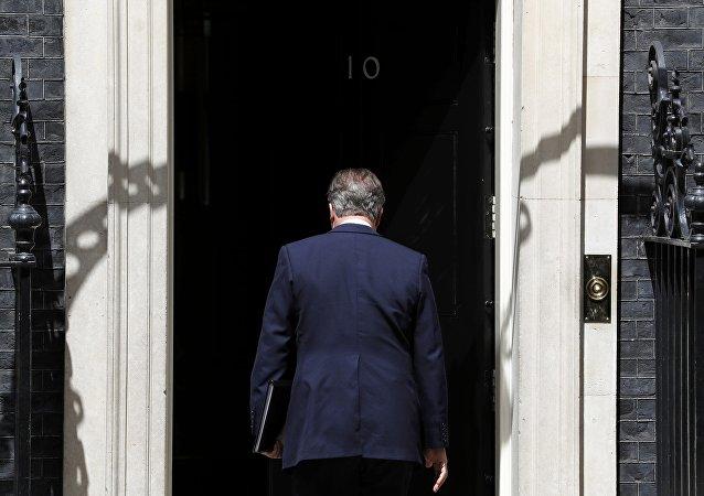 David Cameron, el primer ministro del Reino Unido