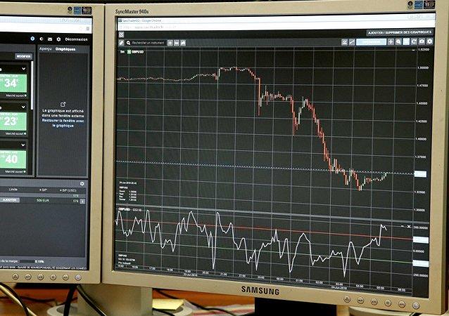 La caída de la libra esterlina