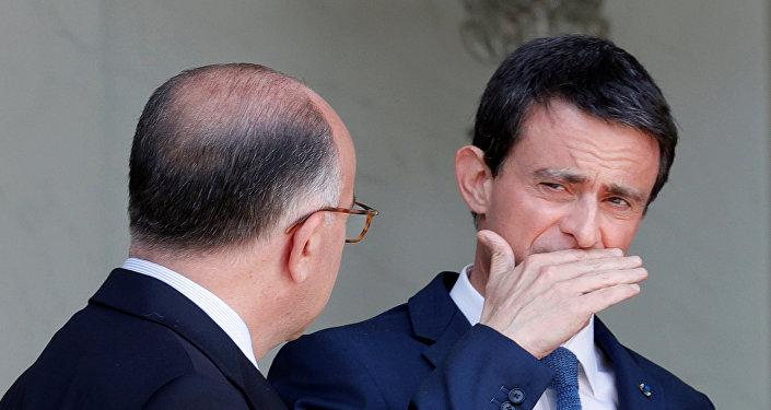 Manuel Valls, el primer ministro de Francia