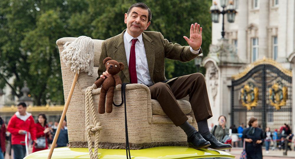 Rowan Atkinson, el actor británico