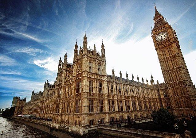 El Big Ben y la sede del Parlamento Inglés