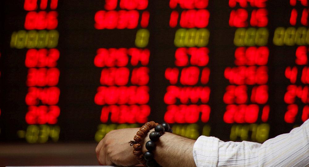 La Bolsa de Pekín (archivo)