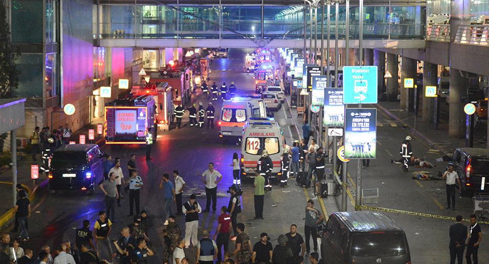 Atentados en Estambul