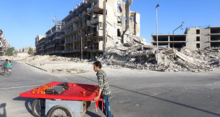 Tregua en Siria (archivo)