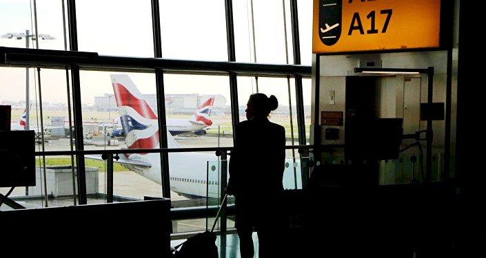 El aeropuerto británico de Heathrow