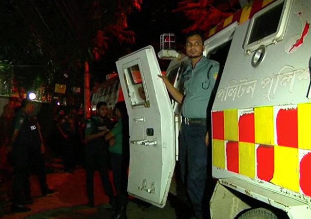 Policía de Bangladés