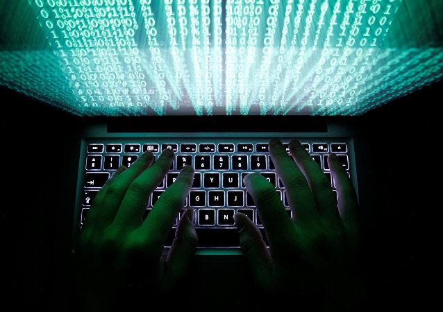 Teclado de una computadora (imagen referencial)