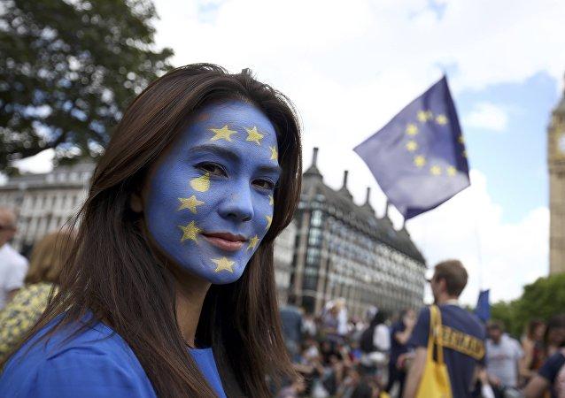 Partidarios de la permanencia de Reino Unido dentro de la UE