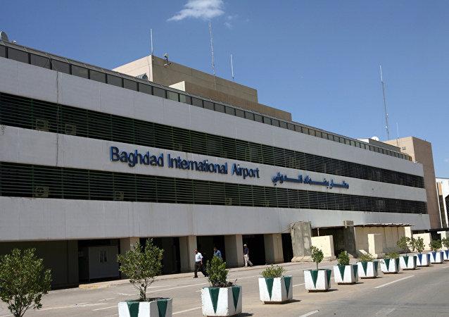 Aeropuerto internacional de Bagdad (Archivo)