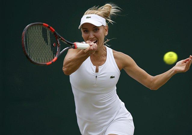 Elena Vesnina, tenista rusa