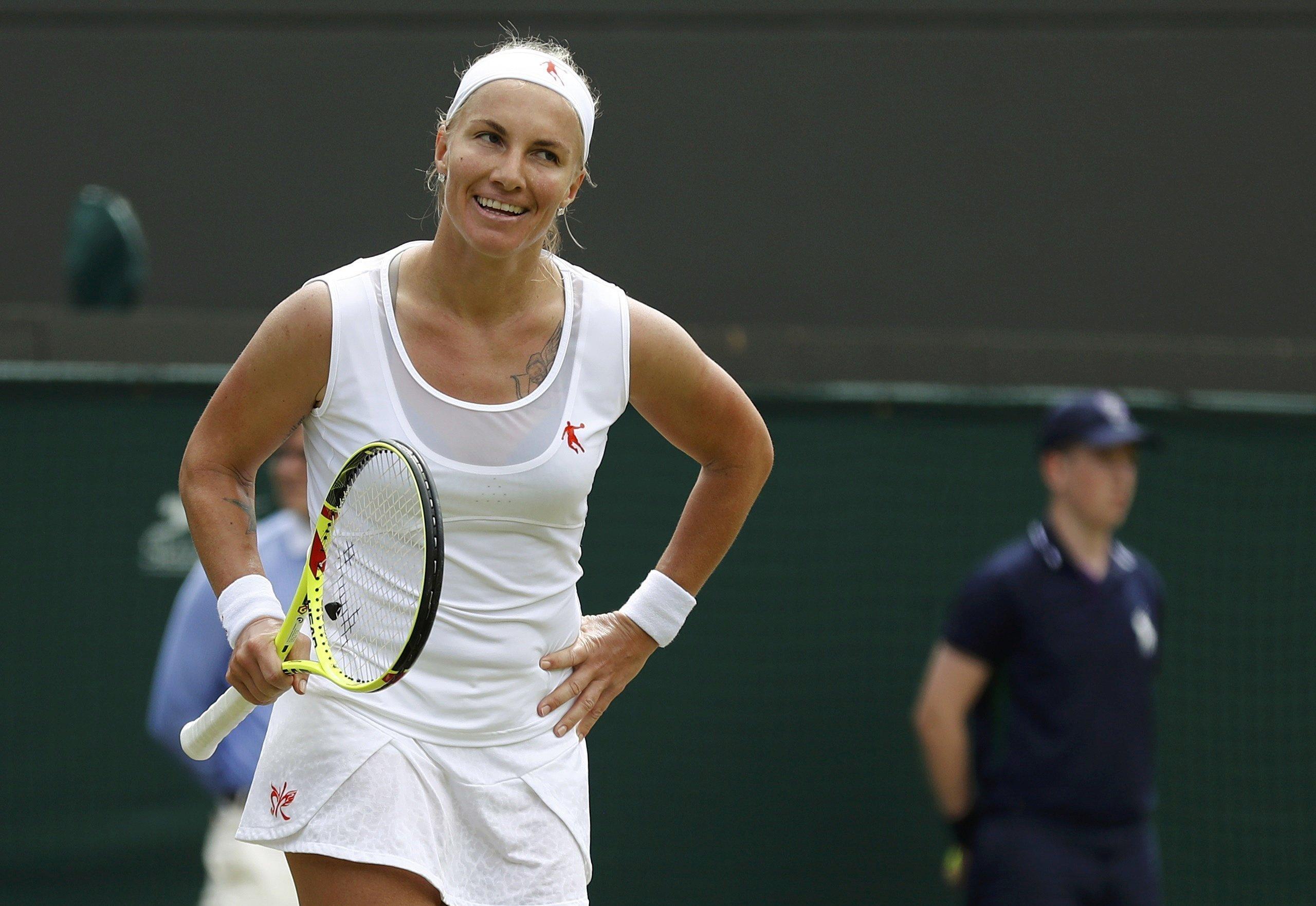 Svetlana Kuznetsova, tenista rusa