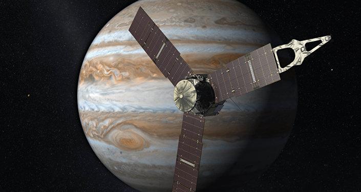 La sonda Juno