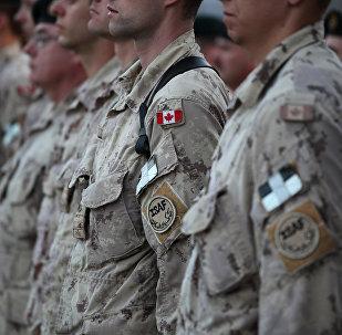 Soldados de Canadá