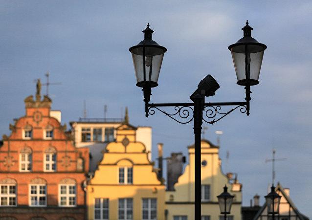 La ciudad polaca de Elblag