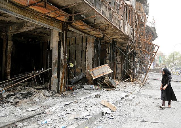 Bagdad (Archivo)