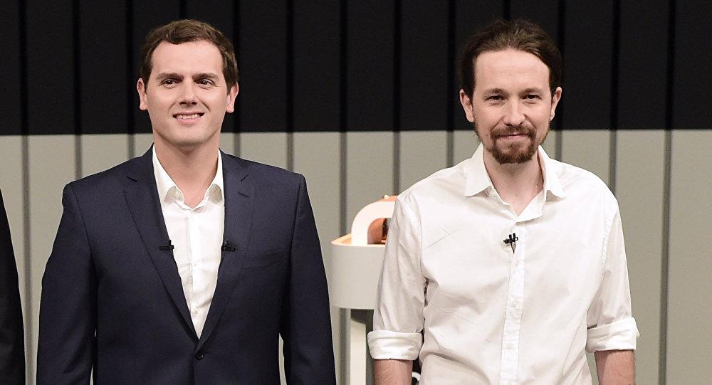 Candidatos a las elecciones generales en España
