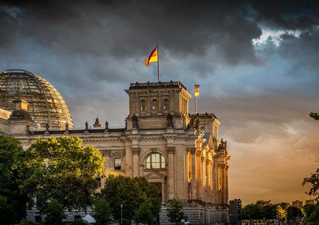 Bundestag, el parlamento de Alemania (imagen referencial)