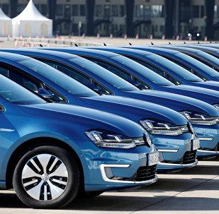 Los carros de Volkswagen