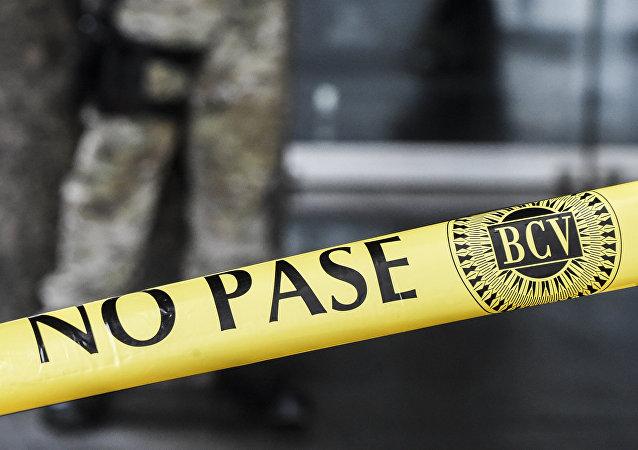 Investigación policial en Venezuela (archivo)