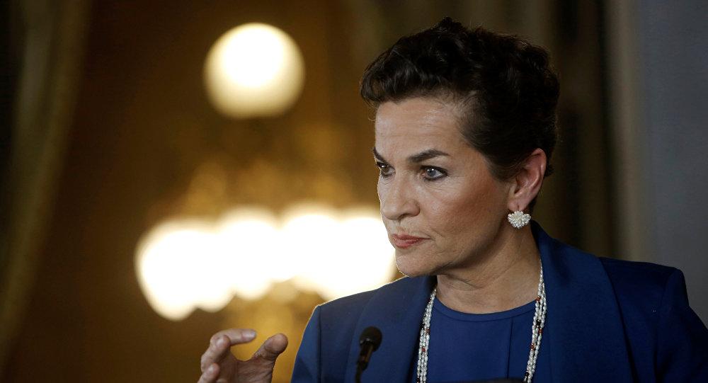 Christiana Figueres, política costarricense.