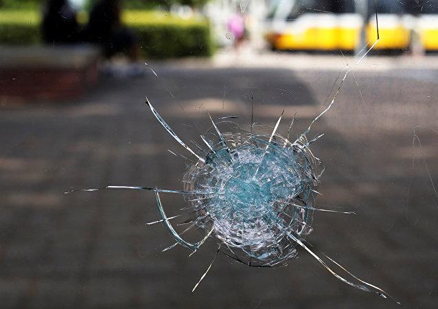 Consecuencias de un tiroteo en EEUU (archivo)