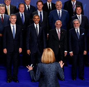 La cumbre de la OTAN en Varsovia