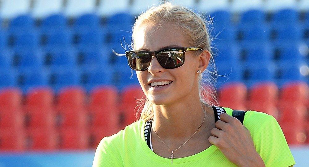 Daria Klishina