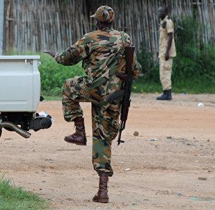 Situación en Sudán del Sur