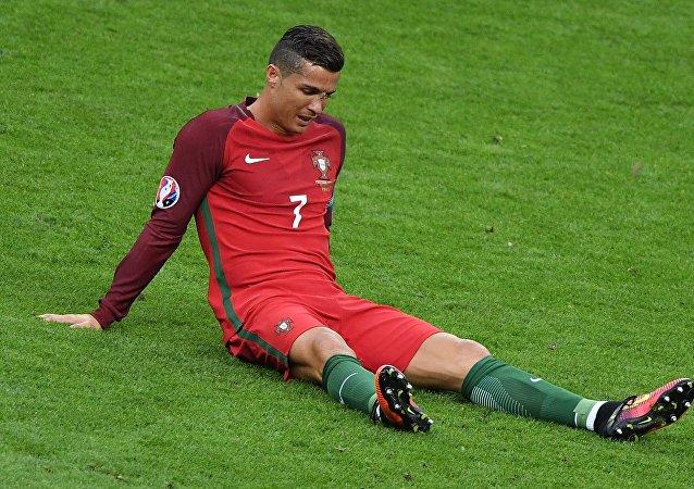 La polilla de Cristiano Ronaldo