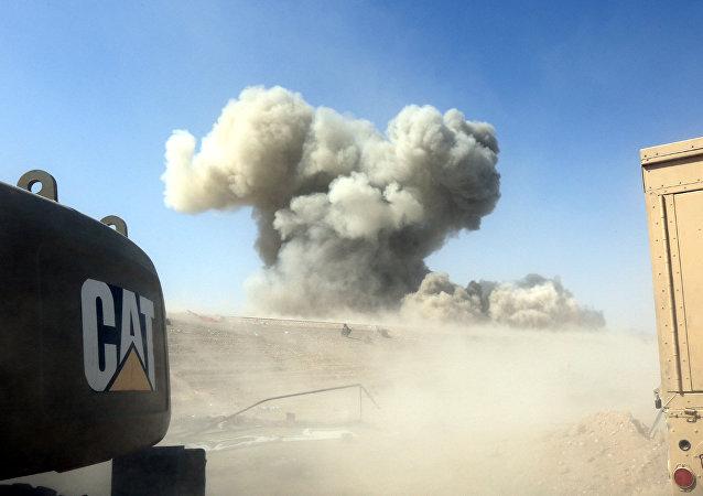 La lucha contra Daesh en Irak (archivo)