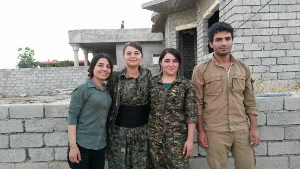 Los yazidíes que luchan contra Daesh en Irak