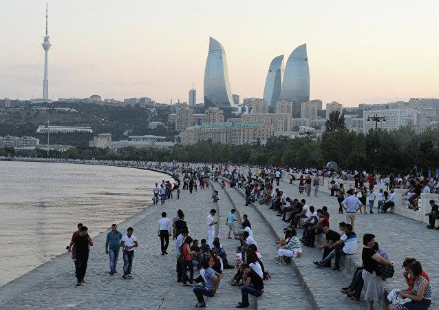 Azerbaiyán, Bakú
