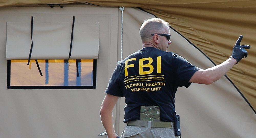 Un agente del FBI