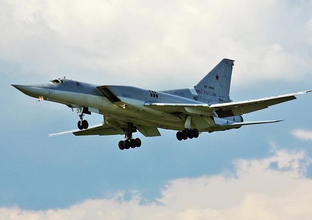 El bombardero ruso Tu-22M3