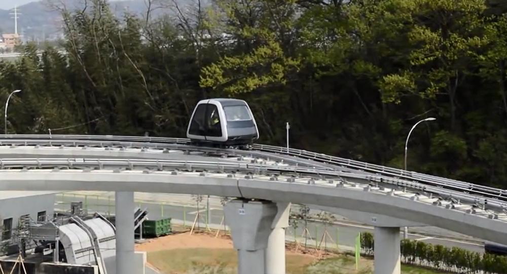 Un nuevo sistema de transporte