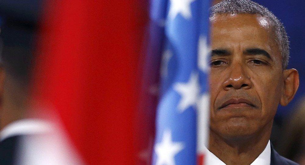 Barack Obama, presidente estadounidense