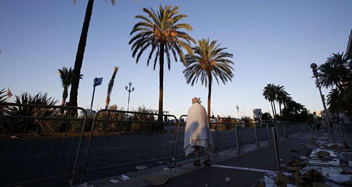 Niza tras el atentado