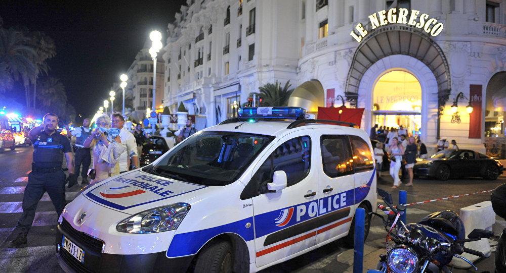 Niza, tras el atentado