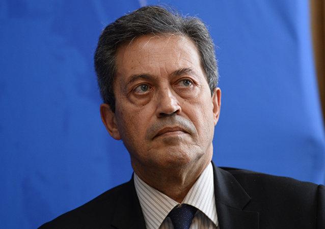 El presidente de la comisión parlamentaria de investigaciones, Georges Fenech