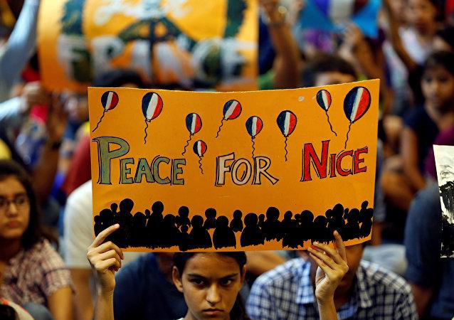 'Paz para Niza'