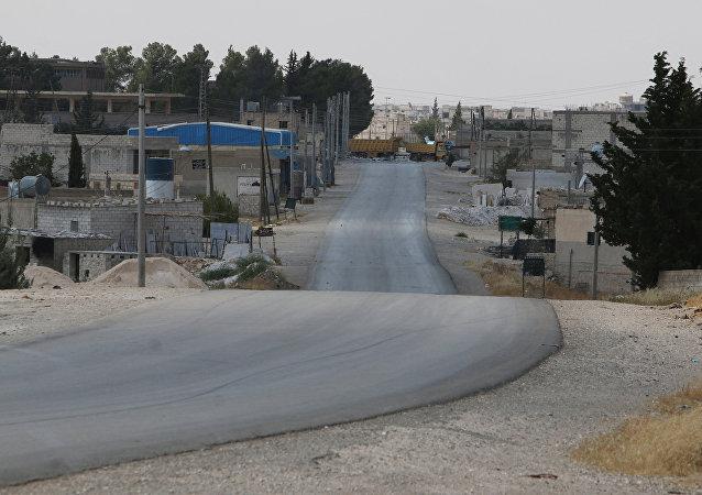 La ciudad de Manbij (archivo)