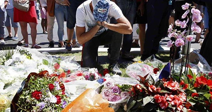 El atentado terrorista en la ciudad de Niza, Francia