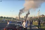 Las consecuencias de un ataque aéreo en Ankara
