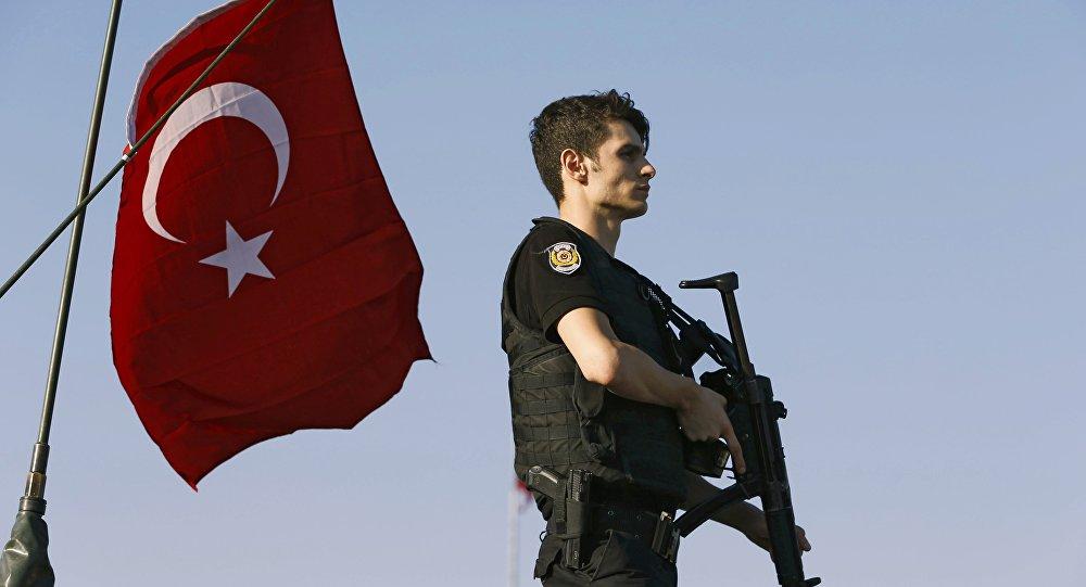 Policía turco (imagen referencial)