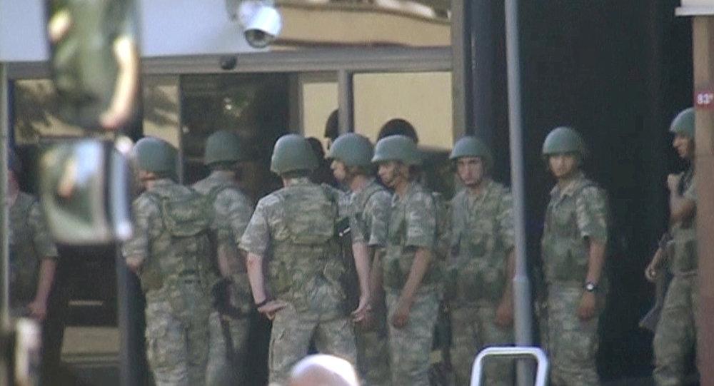 Militares turcos (archivo)