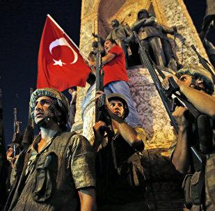 Intento de golpe de estado en Turquía (archivo)