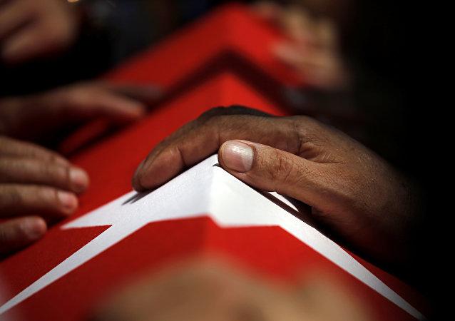 Víctimas de la intentona golpista en Turquía (archivo)