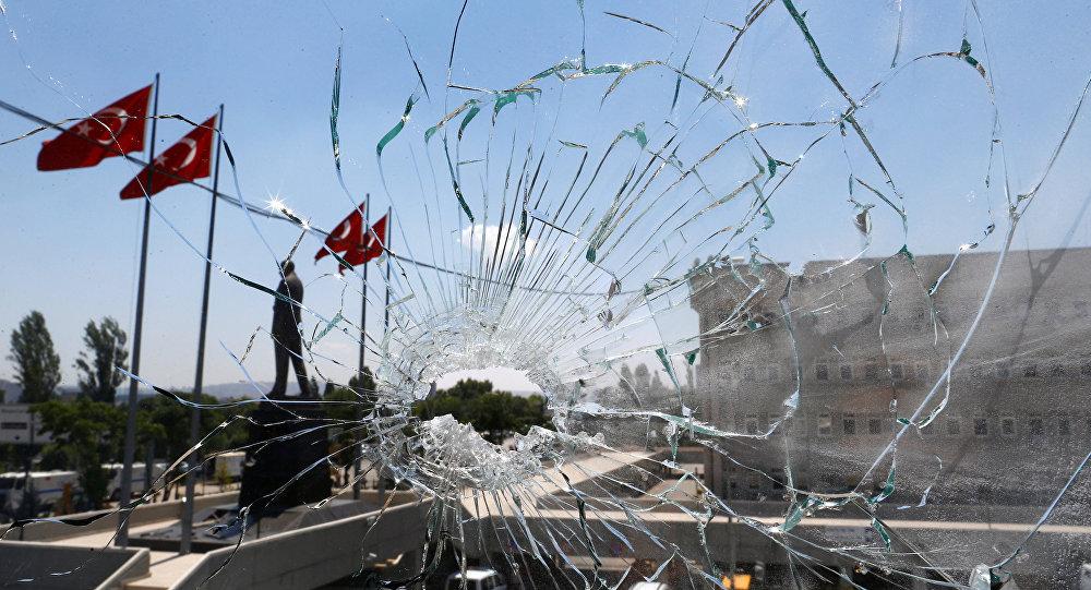 Intentona golpista en Turquía (archivo)