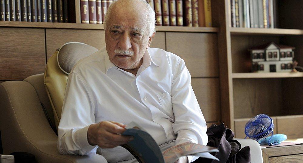 El predicador islámico Fethullah Gulen